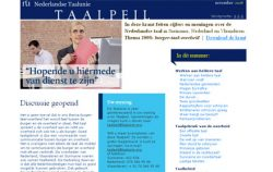 Taalpeil 2008