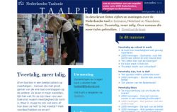 Taalpeil 2011